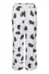 And Less - Bukser - Malene Pants - Print