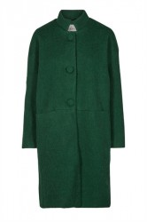 And Less - Jakke - Metz Coat - Eden