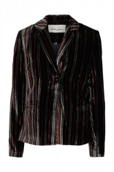 And Less - Jakke - Nykoeping Jacket - Stripe