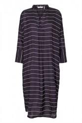 And Less - Kjole - Caja Dress - Stripe