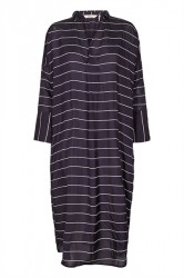 And Less - Kjole - Caja Dress - Stripe