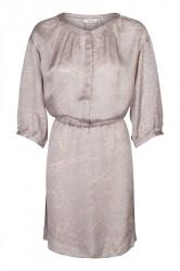 And Less - Kjole - Filippa Dress - Wet Weather