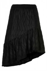 And Less - Nederdel - Feleti Skirt - Caviar