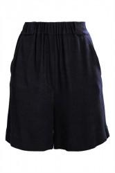 And Less - Shorts - Windflower Shorts - Caviar