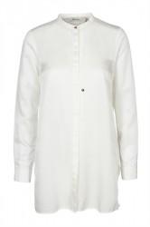 And Less - Skjorte - Gertrudie Shirt - Whisper White