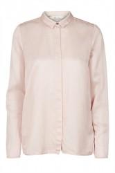 And Less - Skjorte - Gyda Shirt - Rose Dust