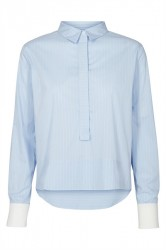 And Less - Skjorte - Mette Shirt - Stripe