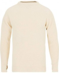 Andersen-Andersen Sailor Crewneck Off White men L Hvid
