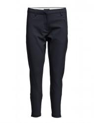 Angelie 238 Zip, Navy Jeggin, Pants