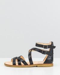 Angulus sandaler med studs