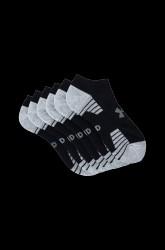 Ankelstrømper UA HeatGear Tech Noshow 3-pak