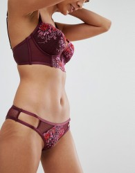 Ann Summers Karmen Brief - Red