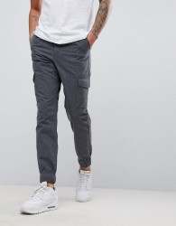 Another Influence Cargo Trousers - Grey