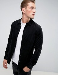Another Influence Cord Shirt - Black