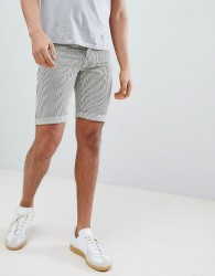 Another Influence Pinstripe Shorts - Black