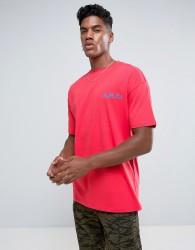 Antioch A.N.T.I. Print T-Shirt - Pink