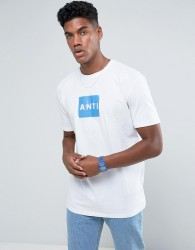Antioch Gloss Anti Print T-Shirt - White