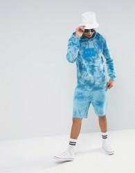 Antioch Tie Dye Shorts - Blue