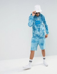 Antioch Tie Dye Shorts - Blue