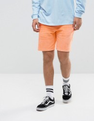 Antioch Towelling Shorts - Orange