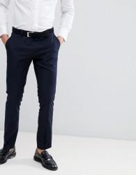 Antony Morato Slim Fit Suit Trouser In Navy - Navy