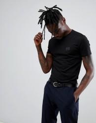 Antony Morato t-shirt in black with logo - Black