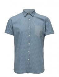 Aop Chambra Shirt S/S