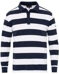 Armor-lux Plauven Rugby Sweater Navy/White men L