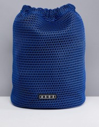 ASOS 4505 Mesh Backpack - Blue