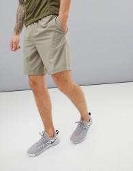 ASOS 4505 training shorts in khaki - Green