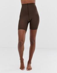 ASOS DESIGN anti-chafing shorts - Brown