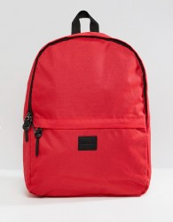 ASOS DESIGN backpack in red - Red