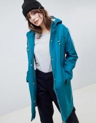 ASOS DESIGN borg lined rainwear - Green