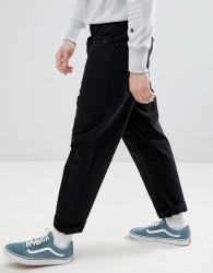 ASOS DESIGN skater jeans in black - Black