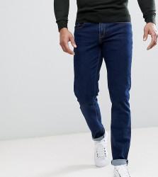 ASOS DESIGN Tall slim jeans in indigo - Blue