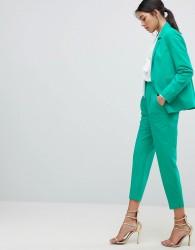 ASOS Mix & Match Highwaist Cigarette Trousers - Green