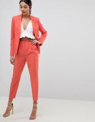 ASOS Mix & Match Highwaist Cigarette Trousers - Pink