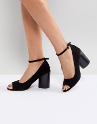 ASOS ORNAMENT Heeled Shoes - Black