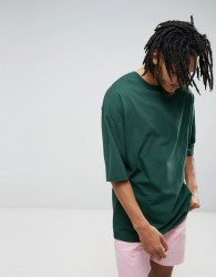 ASOS Oversized T-Shirt - Green