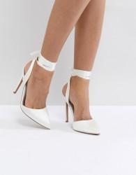 ASOS PIED PIPER Bridal High Heels - Cream
