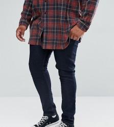 ASOS Plus Super Skinny Jeans In Indigo - Blue