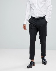 ASOS Skinny Suit Trousers In Charcoal - Grey
