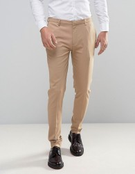 ASOS Super Skinny Trousers - Stone