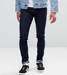 ASOS TALL Skinny Jeans In Indigo - Blue