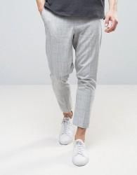 ASOS Tapered Trouser in Grey - Grey