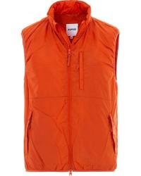 Aspesi Nylon Inner Vest Orange men XL
