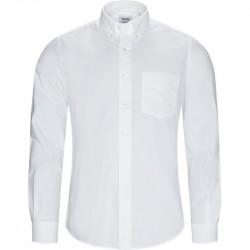 ASPESI Oxford Skjorte Hvid
