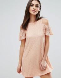 Ax Paris Tea Dress - Pink