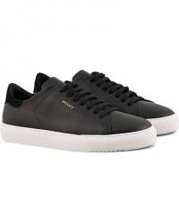 Axel Arigato Clean 90 Sneaker Black Leather men 40