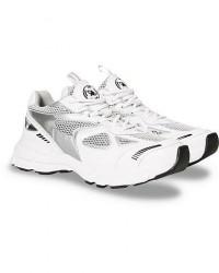 Axel Arigato Marathon Sneaker White/Silver men 42 Sølv